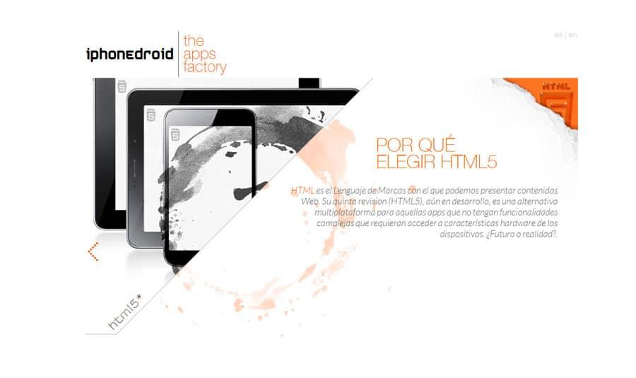 Nommac – Diseño Web – Diseño páginas web – Madrid Página web ...